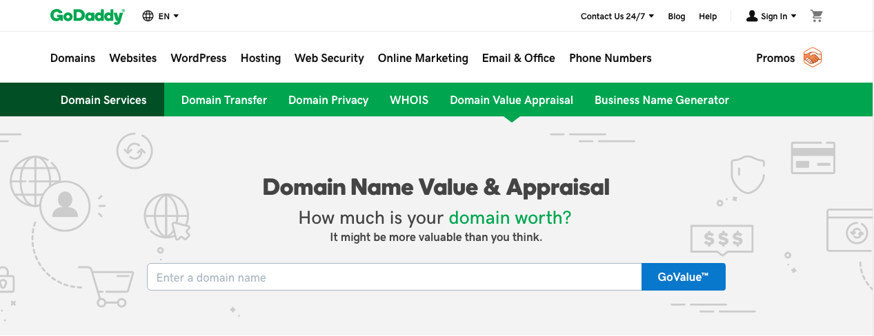 Domain Value FlipWebDomains.com